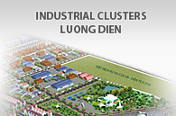 Luong Dien Industrial Clusters, Trade Service