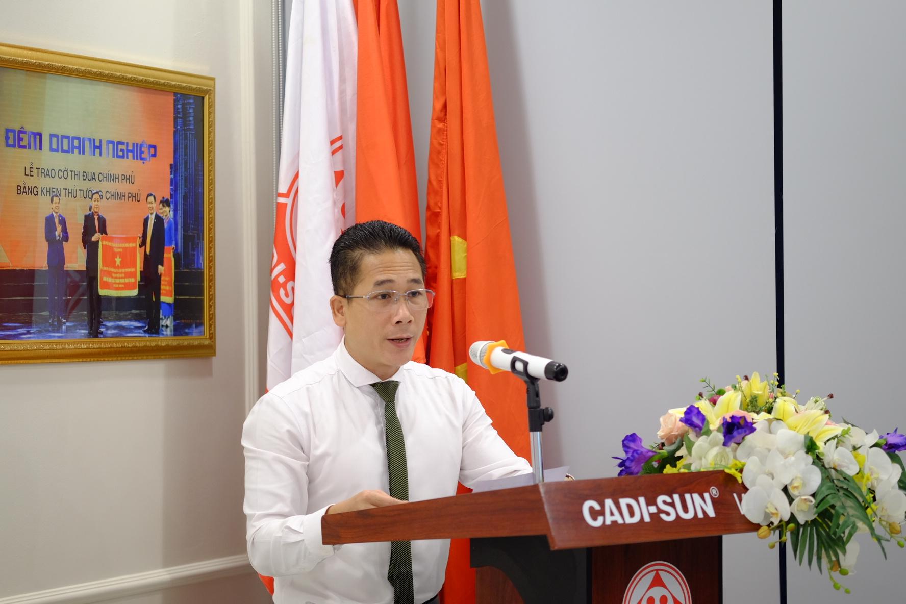 Chùm ảnh hội nghị tổng kết các Khối công ty CADI-SUN